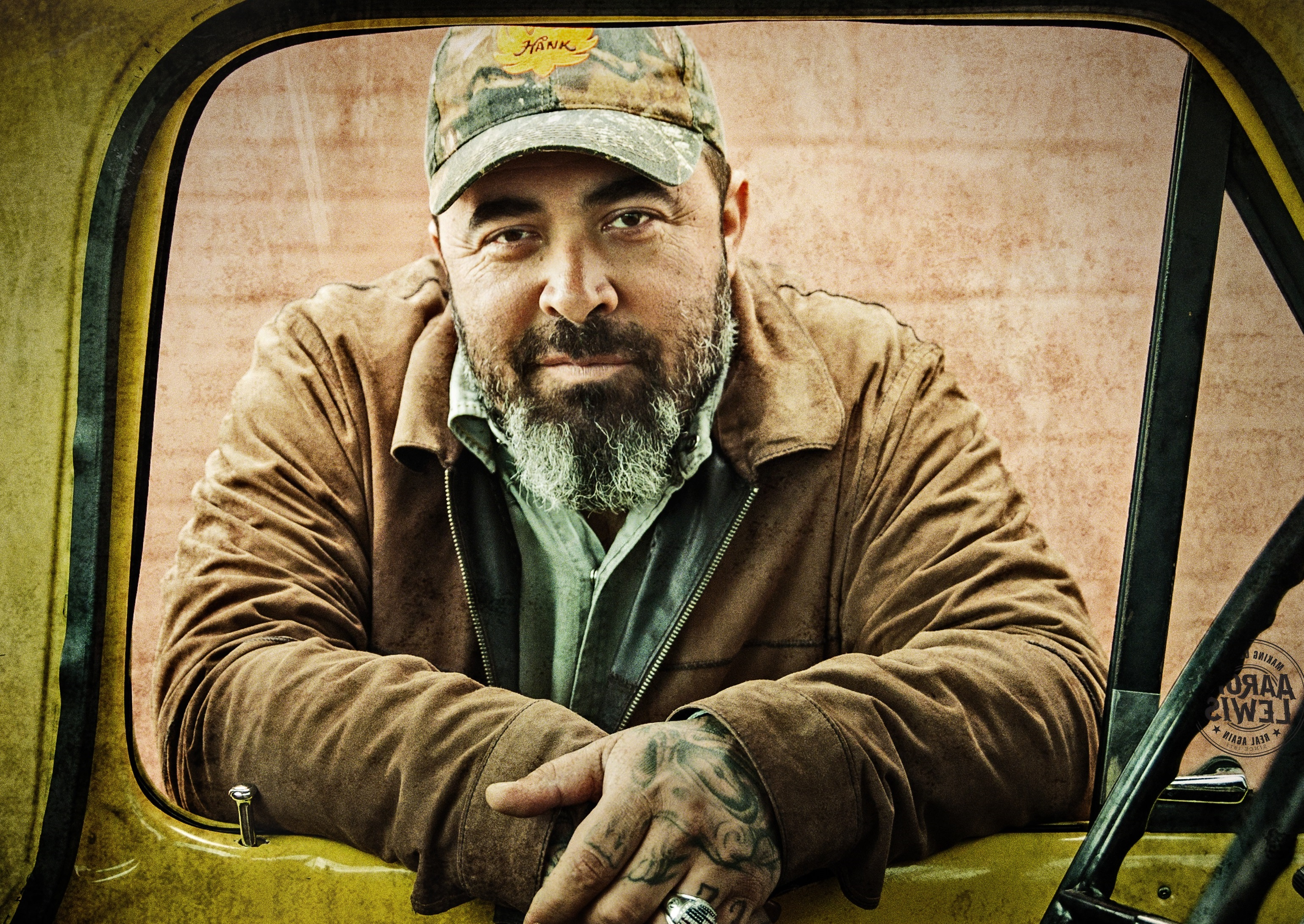 Aaron Lewis net worth
