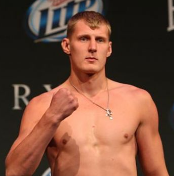 Alexander Volkov net worth