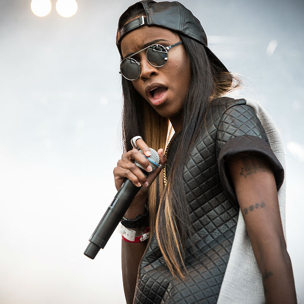 Angel Haze net worth