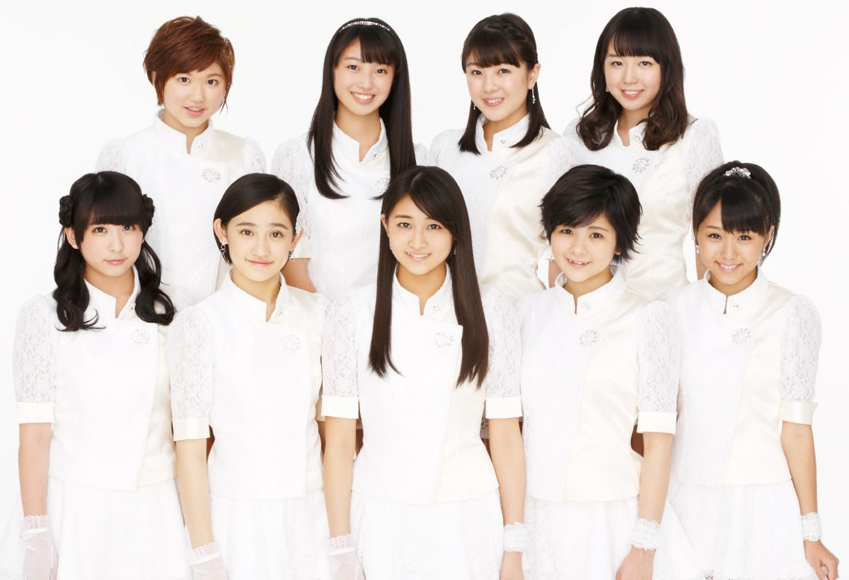 Angerme net worth