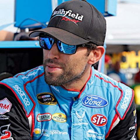 Aric Almirola net worth