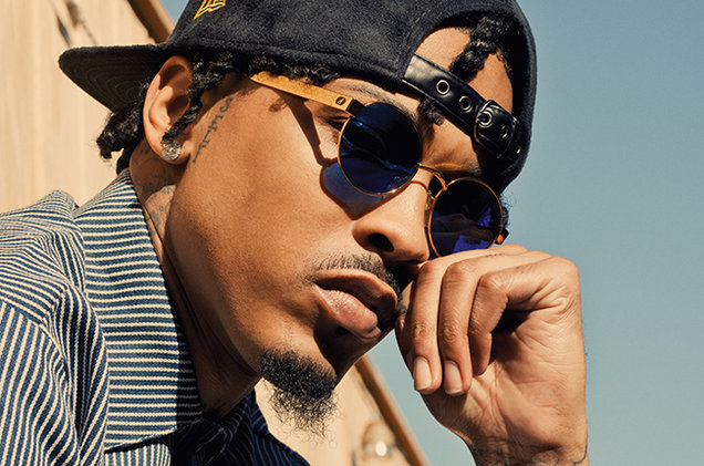 August Alsina net worth