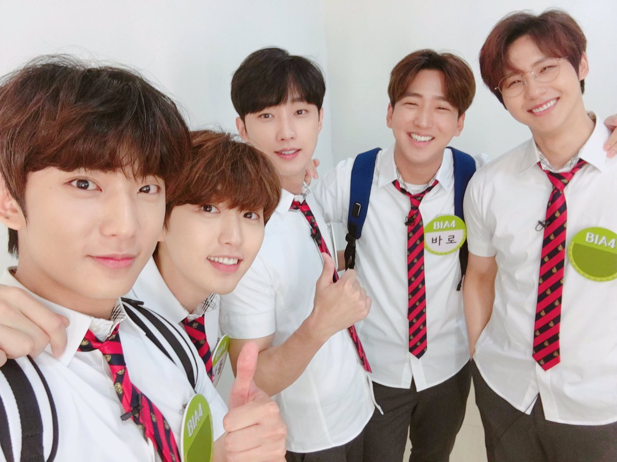 B1A4 net worth