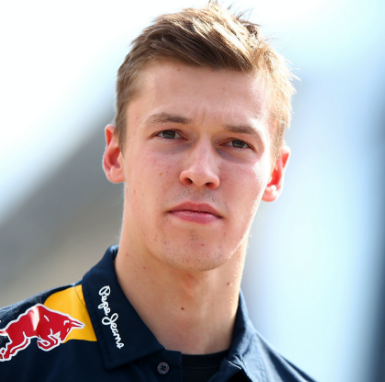 Daniil Kvyat net worth