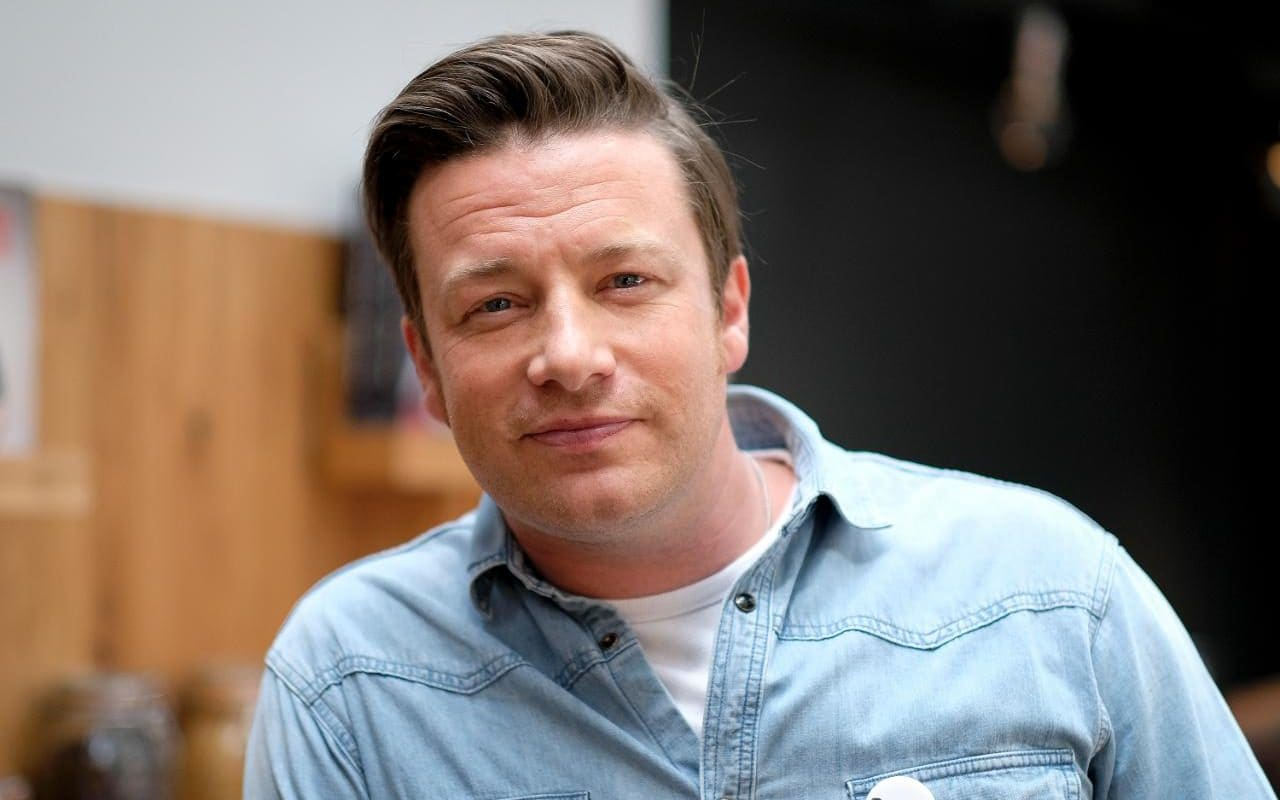 Jamie Oliver net worth
