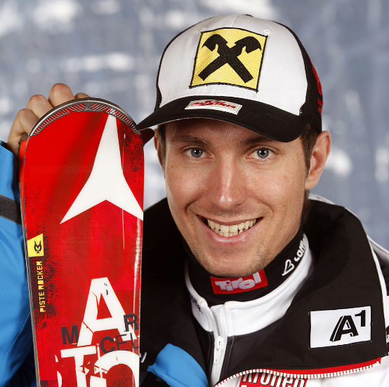 Marcel Hirscher net worth